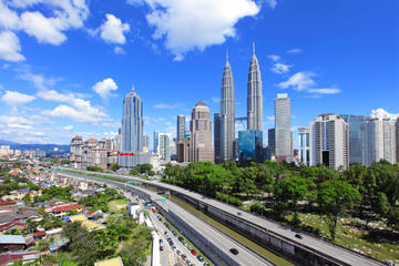 Chỉ 19,000 có ngay vé máy bay đi Kuala Lumpur từ Vietjet