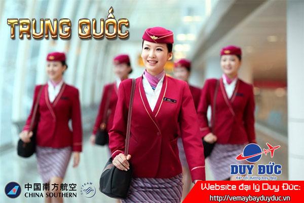 Khuyến mãi đi Trung Quốc giá rẻ từ China Southern Airlines