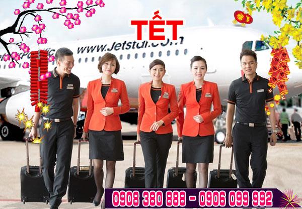 Jetstar chính thức mở bán vé máy bay tết 2019