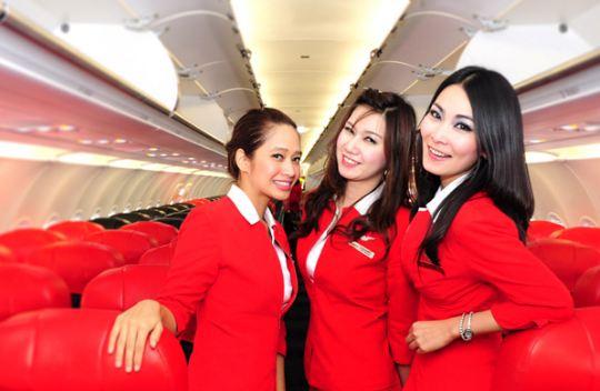 Săn vé máy bay khuyến mãi Air Asia từ 35 USD