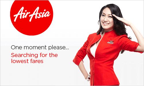 Săn khuyến mãi hãng AirAsia giá còn 39 USD