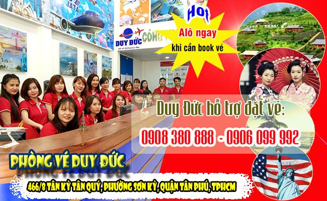 Phòng vé Việt Mỹ tại 466/8 Tân Kỳ Tân Quý, Phường Sơn Kỳ, Quận Tân Phú, TPHCM