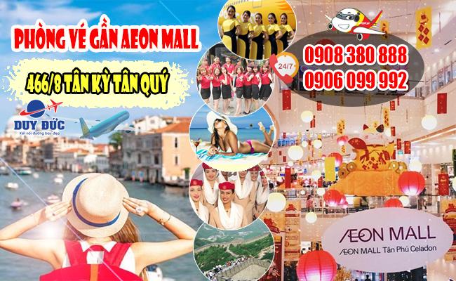 Phòng vé gần Aeon Mall - 466/8 Tân Kỳ Tân Quý, Tân Phú TPHCM