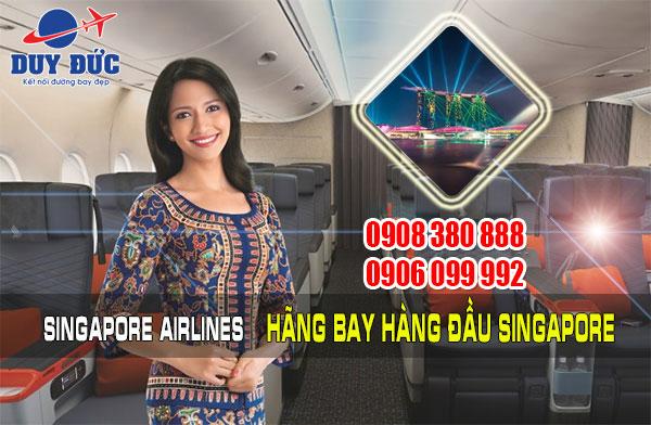 Singapore Airlines khuyến mãi đi Châu Âu, Ấn Độ giá cực rẻ