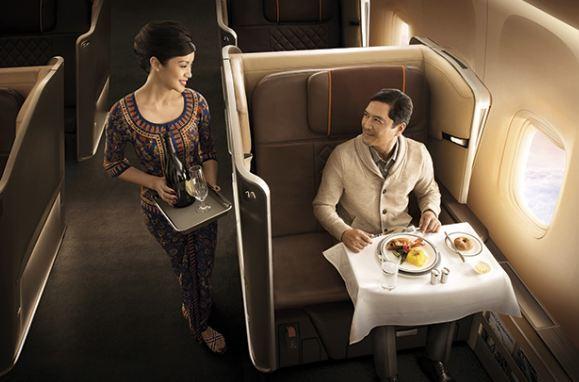 Singapore Airlines: khuyến mãi vé rẻ chặng quốc tế giá từ 30 usd