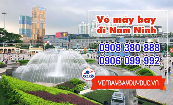 Vé máy bay đi Nam Ninh