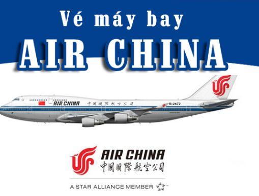 Vé máy bay đi Nhật Bản Air China
