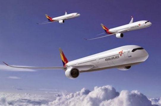 Vé máy bay đi Nhật Bản Asiana Airlines
