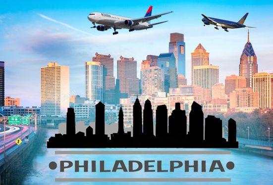Vé máy bay đi Philadelphia