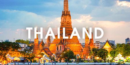 Book ngay vé khuyến mãi đi Thái Lan 36 USD