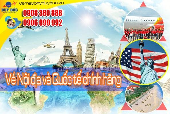 Vé máy bay đường Đa Phước Bình Chánh TP Hồ Chí Minh