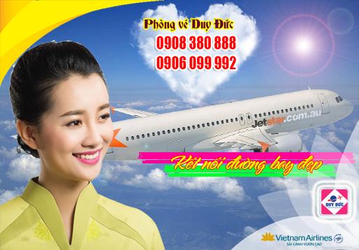 Vé máy bay đường Hàm Nghi quận 1 TP Hồ Chí Minh