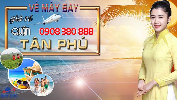 Vé máy bay đường Hương Lộ 3 quận Tân Phú TP Hồ Chí Minh