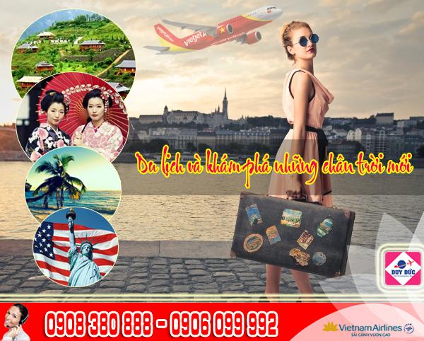 Vé máy bay đường Huỳnh Tấn Phát quận 7 TP Hồ Chí Minh