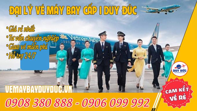 Vé máy bay đường Lê Văn Thọ quận Gò Vấp TP Hồ Chí Minh