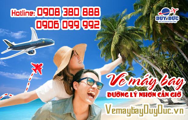 Vé máy bay đường Lý Nhơn Cần Giờ TP Hồ Chí Minh