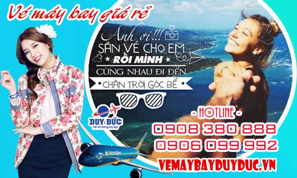 Vé máy bay đường Nguyễn Hồng Đào quận Tân Bình TP Hồ Chí Minh
