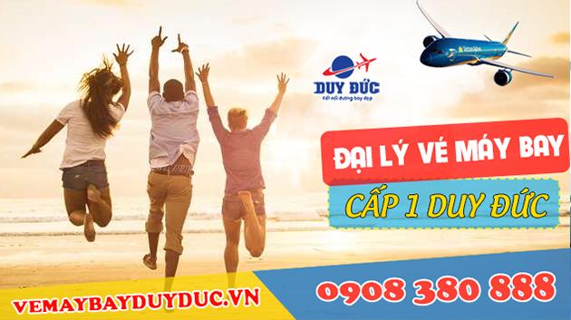 Vé máy bay đường Nguyễn Thị Búp quận 12 TP Hồ Chí Minh