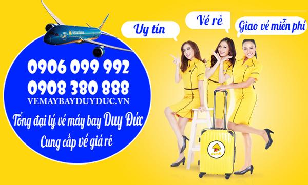 Vé máy bay đường Nguyễn Văn Bứa quận Hóc Môn