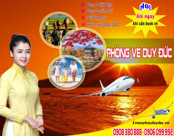 Vé máy bay đường Trần Não quận 2 TP Hồ Chí Minh