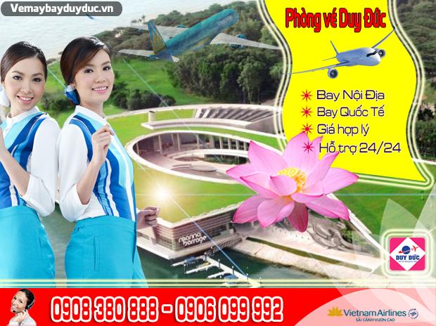 Vé máy bay đường Trần Văn Giàu Bình Chánh TP Hồ Chí Minh
