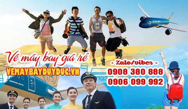 Vé máy bay đường Trịnh Thị Miếng Hóc Môn TP Hồ Chí Minh