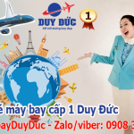 Vé máy bay đường Võ Văn Vân quận Bình Chánh