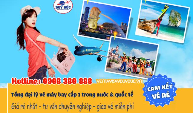Vé máy bay đường Tân Sơn Nhì quận Tân Phú