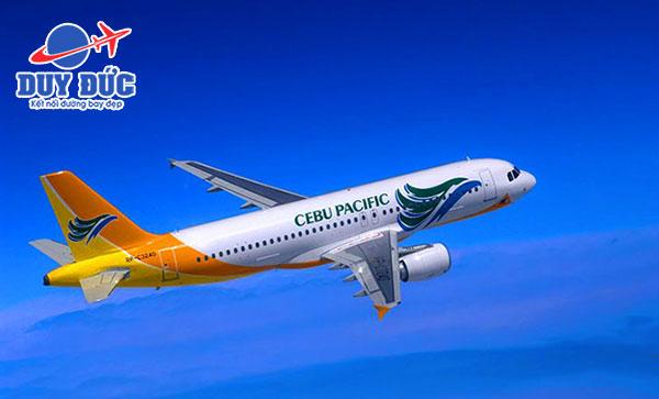 Vé máy bay hãng Cebu Pacific