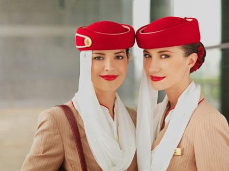 Vé máy bay hãng Emirates