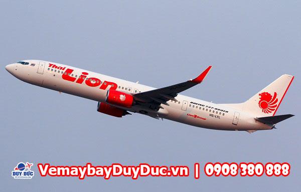 Vé máy bay hãng Thai LionAir