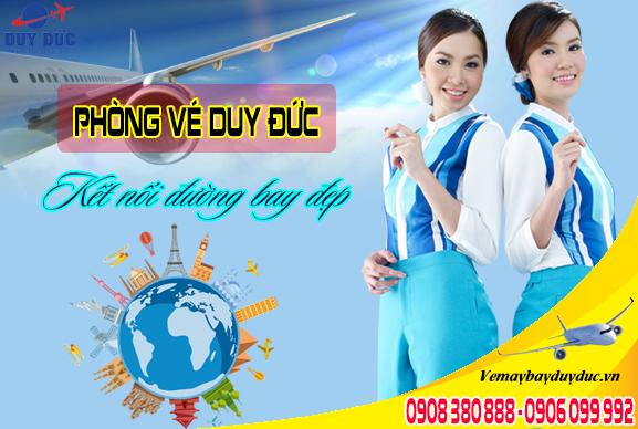 Phòng vé máy bay đường Nguyễn Tri Phương quận 10