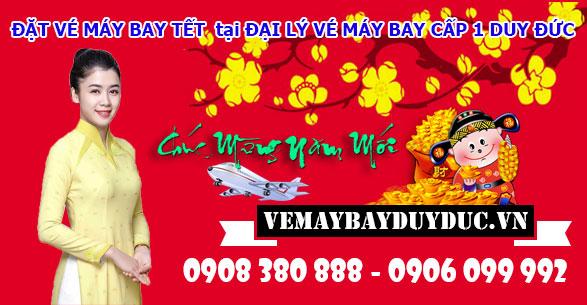 Vé máy bay mùng 1 Tết Sài Gòn Thanh Hóa giá bao nhiêu