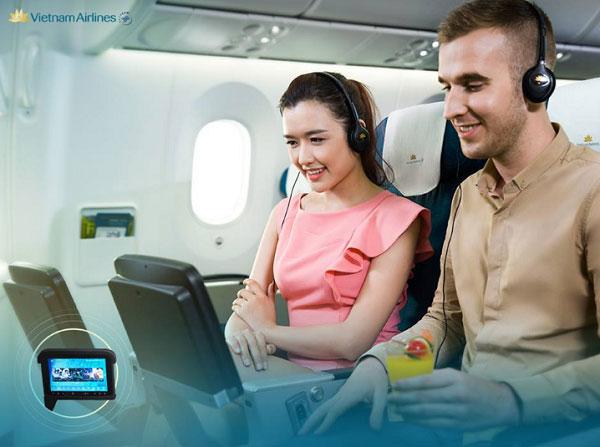 Tưng bừng mùa hè cùng vé giá rẻ từ Vietnam Airlines