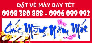 vé máy bay tết Việt Mỹ