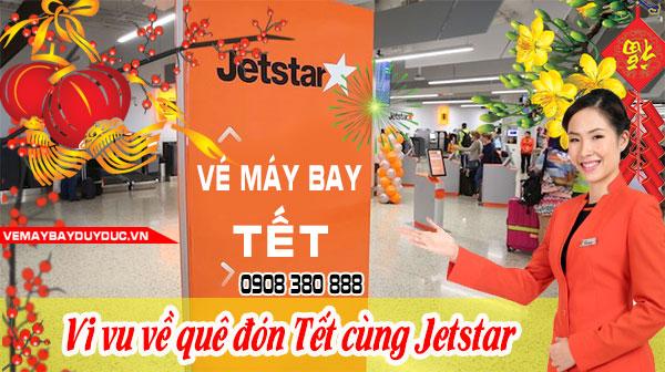 Vé máy bay tết Jetstar đường Phan Văn Hớn quận 12