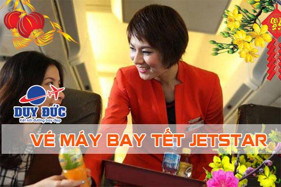 Phòng bán vé máy bay tết Jetstar trên đường Trường Chinh