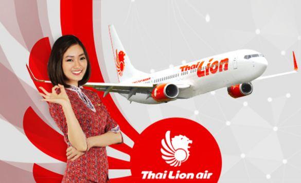 Let go! Bay Thái Lan giá rẻ cùng Thai Lion Air