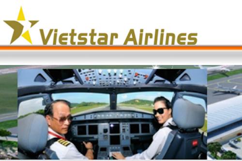 Hé lộ chủ hãng hàng không mới Vietstar Airlines