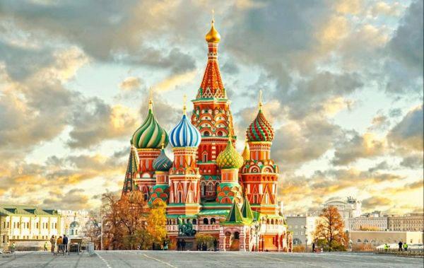 khuyến mãi hành trình Hà Nội đi Moscow khứ hồi hạng thương gia