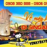 Giá vé máy bay đi Singapore tháng 5