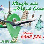 Eva Air ưu đãi vé hạng thương gia đi Mỹ và Canada