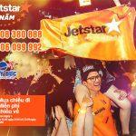 Jetstar siêu khuyến mãi mua chiều đi free chiều về