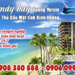 Vé máy bay đường Yersin Thành Phố Thủ Dầu Một tỉnh Bình Dương