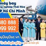 Vé máy bay gần khu công nghiệp Thái hòa Củ Chi TP Hồ Chí Minh