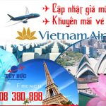 Vietnam Airlines cập nhật giá mùa đi Úc và khuyến mãi vé đi Pháp