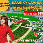 Đăng ký làm đại lý bán vé máy bay Vietjet tại Trà Vinh