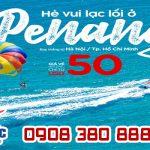 Hè vui lạc lối ở Penang giá vé 50 usd