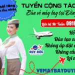 Làm cộng tác viên bán vé máy bay tại Đồng Tháp