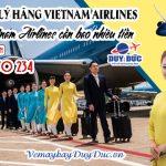Làm đại lý hãng Vietnam Airlines cần bao nhiêu tiền